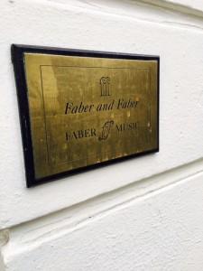 faber sign
