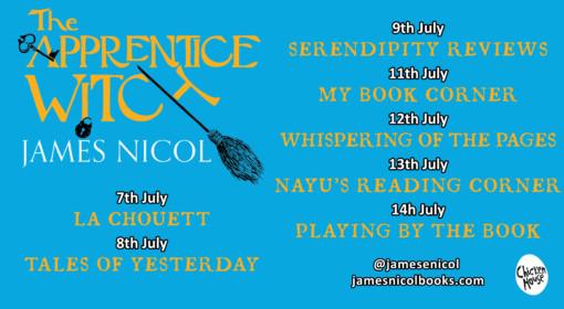 Apprentice Witch blog tour (1)
