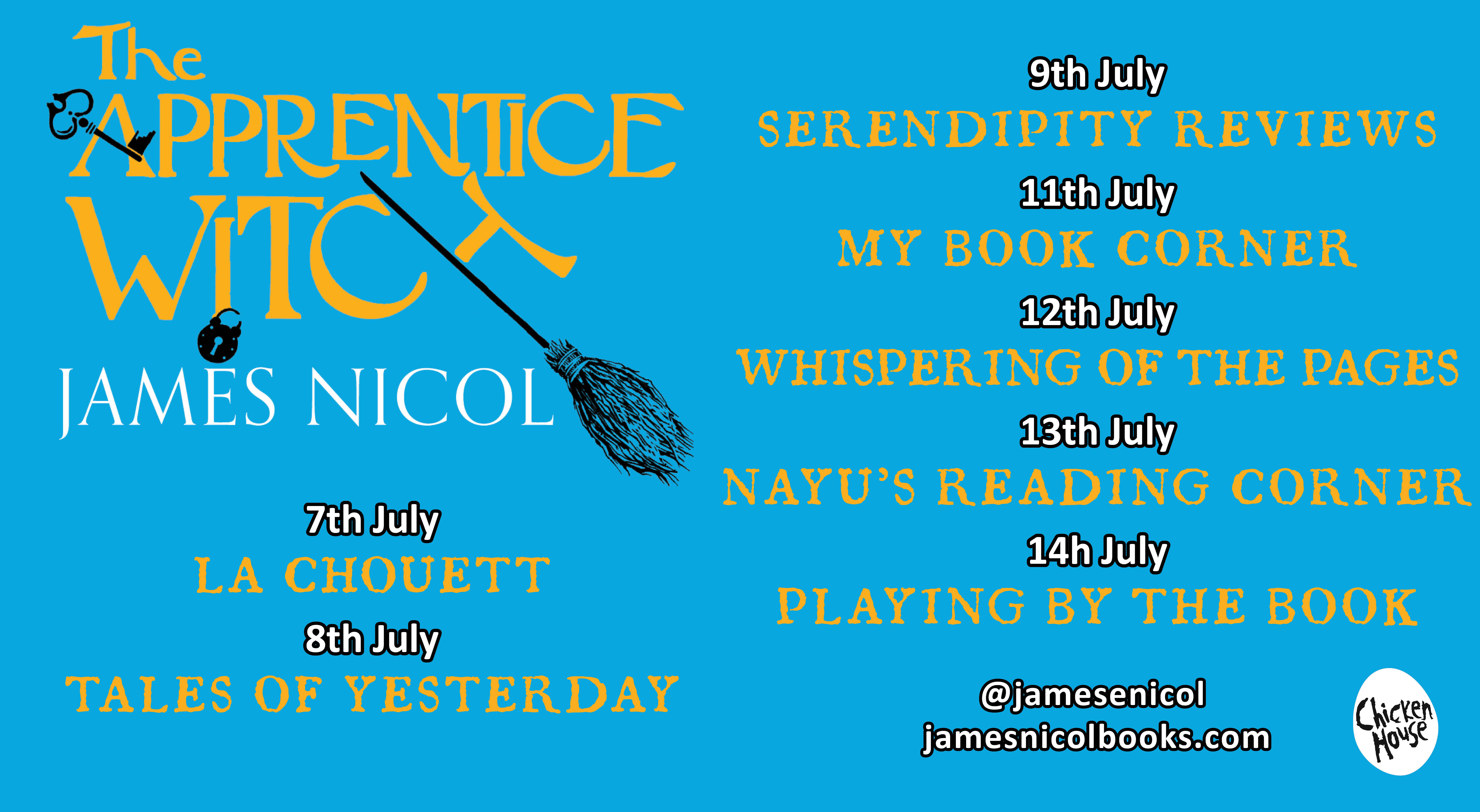 Apprentice Witch blog tour (1)