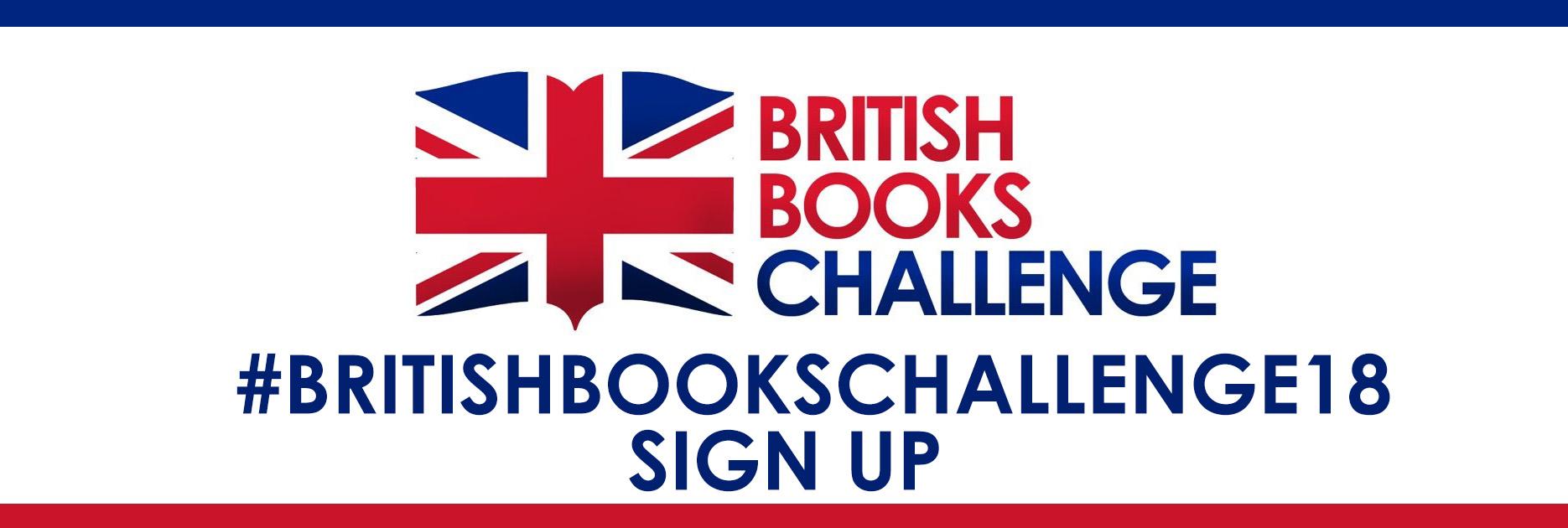 #BritishBooksChallenge18