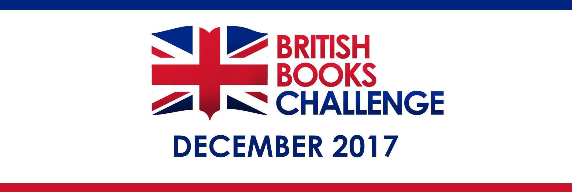 #BritishBooksChallenge17